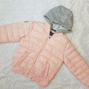 Justice Pink Jacket